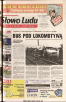 Słowo Ludu 2003 R.LIV, nr 127 (Ponidzie, Jędrzejów, Włoszczowa, Sandomierz, Staszów, Opatów)