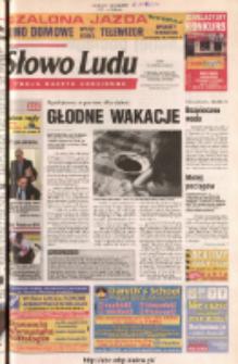Słowo Ludu 2003 R.LIV, nr 145 (Ponidzie, Jędrzejów, Włoszczowa, Sandomierz, Staszów, Opatów)