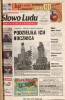 Słowo Ludu 2003 R.LIV, nr 203 (Ponidzie, Jędrzejów, Włoszczowa, Sandomierz, Staszów, Opatów)