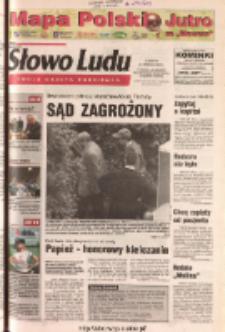 Słowo Ludu 2003 R.LIV, nr 223 (Ponidzie, Jędrzejów, Włoszczowa, Sandomierz, Staszów, Opatów)