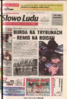 Słowo Ludu 2003 R.LIV, nr 228 (Ponidzie, Jędrzejów, Włoszczowa, Sandomierz, Staszów, Opatów)