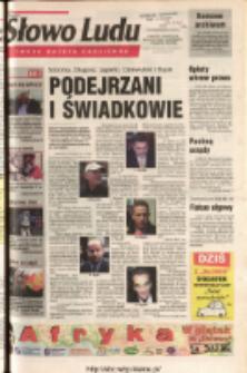 Słowo Ludu 2003 R.LIV, nr 246 (Ponidzie, Jędrzejów, Włoszczowa, Sandomierz, Staszów, Opatów)