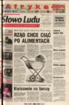 Słowo Ludu 2003 R.LIV, nr 247 (Ponidzie, Jędrzejów, Włoszczowa, Sandomierz, Staszów, Opatów)