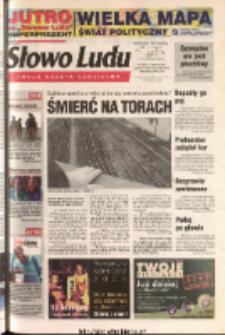 Słowo Ludu 2003 R.LIV, nr 263 (Ponidzie, Jędrzejów, Włoszczowa, Sandomierz, Staszów, Opatów)