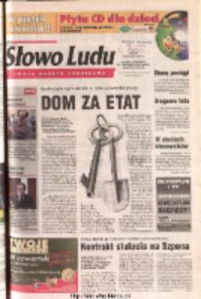 Słowo Ludu 2003 R.LIV, nr 291 (Ponidzie, Jędrzejów, Włoszczowa, Sandomierz, Staszów, Opatów)