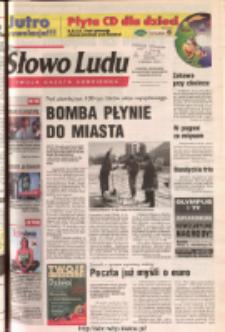 Słowo Ludu 2003 R.LIV, nr 293 (Ponidzie, Jędrzejów, Włoszczowa, Sandomierz, Staszów, Opatów)