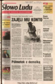 Słowo Ludu 2004 R.LV, nr 59 (Ponidzie, Jędrzejów, Włoszczowa, Sandomierz, Staszów, Opatów)