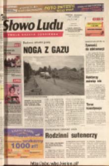 Słowo Ludu 2004 R.LV, nr 157 (Ponidzie, Jędrzejów, Włoszczowa, Sandomierz, Staszów, Opatów)