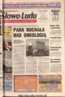 Słowo Ludu 2004 R.LV, nr 162 (Ponidzie, Jędrzejów, Włoszczowa, Sandomierz, Staszów, Opatów)