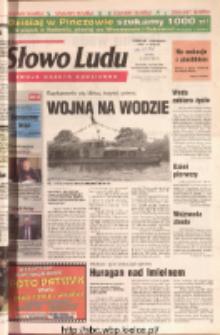 Słowo Ludu 2004 R.LV, nr 167 (Ponidzie, Jędrzejów, Włoszczowa, Sandomierz, Staszów, Opatów)