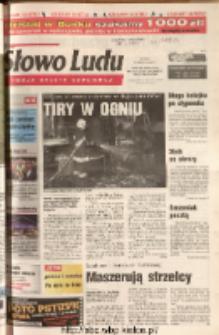 Słowo Ludu 2004 R.LV, nr 179 (Ponidzie, Jędrzejów, Włoszczowa, Sandomierz, Staszów, Opatów)
