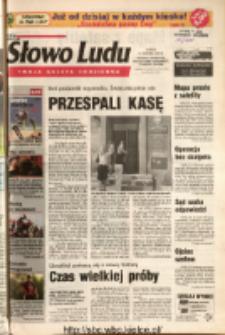 Słowo Ludu 2004 R.LV, nr 221 (Ponidzie, Jędrzejów, Włoszczowa, Sandomierz, Staszów, Opatów)