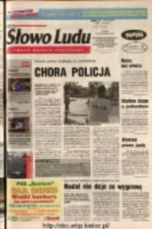 Słowo Ludu 2004 R.LV, nr 251 (Ponidzie, Jędrzejów, Włoszczowa, Sandomierz, Staszów, Opatów)