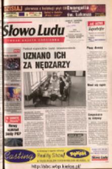Słowo Ludu 2004 R.LV, nr 286 (Ponidzie, Jędrzejów, Włoszczowa, Sandomierz, Staszów, Opatów)