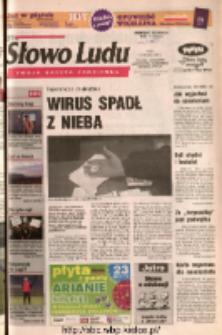 Słowo Ludu 2004 R.LV, nr 292 (Ponidzie, Jędrzejów, Włoszczowa, Sandomierz, Staszów, Opatów)