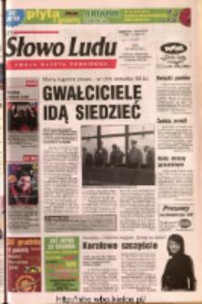 Słowo Ludu 2004 R.LV, nr 298 (Ponidzie, Jędrzejów, Włoszczowa, Sandomierz, Staszów, Opatów)
