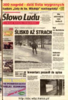 Słowo Ludu 2003 R.LIV, nr 3 (Ostrowiec, Starachowice, Skarżysko, Końskie, Ponidzie, Jędrzejów, Włoszczowa, Sandomierz, Staszów, Opatów)