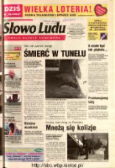 Słowo Ludu 2003 R.LIV, nr 9 (Ostrowiec, Starachowice, Skarżysko, Końskie, Ponidzie, Jędrzejów, Włoszczowa, Sandomierz, Staszów, Opatów)