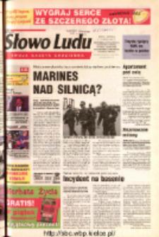 Słowo Ludu 2003 R.LIV, nr 27 (Ostrowiec, Starachowice, Skarżysko, Końskie, Ponidzie, Jędrzejów, Włoszczowa, Sandomierz, Staszów, Opatów)
