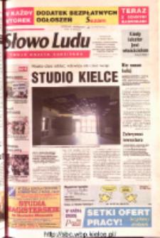 Słowo Ludu 2003 R.LIV, nr 40 (Ostrowiec, Starachowice, Skarżysko, Końskie, Ponidzie, Jędrzejów, Włoszczowa, Sandomierz, Staszów, Opatów)