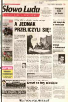Słowo Ludu 2003 R.LIV, nr 76 (Ostrowiec, Starachowice, Skarżysko, Końskie, Ponidzie, Jędrzejów, Włoszczowa, Sandomierz, Staszów, Opatów)
