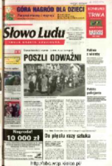 Słowo Ludu 2003 R.LIV, nr 97 (Ostrowiec, Starachowice, Skarżysko, Końskie, Ponidzie, Jędrzejów, Włoszczowa, Sandomierz, Staszów, Opatów)