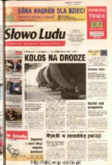 Słowo Ludu 2003 R.LIV, nr 98 (Ostrowiec, Starachowice, Skarżysko, Końskie, Ponidzie, Jędrzejów, Włoszczowa, Sandomierz, Staszów, Opatów)