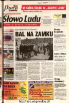 Słowo Ludu 2003 R.LIV, nr 102 (Ostrowiec, Starachowice, Skarżysko, Końskie, Ponidzie, Jędrzejów, Włoszczowa, Sandomierz, Staszów, Opatów)