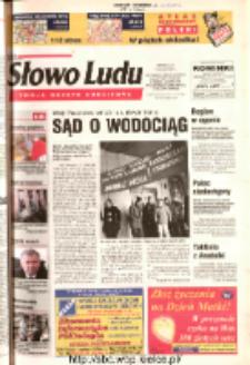 Słowo Ludu 2003 R.LIV, nr 114 (Ostrowiec, Starachowice, Skarżysko, Końskie, Ponidzie, Jędrzejów, Włoszczowa, Sandomierz, Staszów, Opatów)