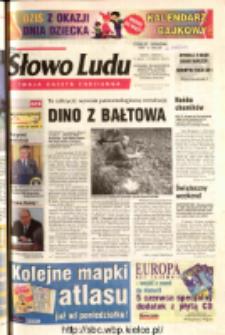 Słowo Ludu 2003 R.LIV, nr 125 (Ostrowiec, Starachowice, Skarżysko, Końskie, Ponidzie, Jędrzejów, Włoszczowa, Sandomierz, Staszów, Opatów)