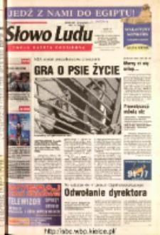 Słowo Ludu 2003 R.LIV, nr 152 (Ostrowiec, Starachowice, Skarżysko, Końskie, Ponidzie, Jędrzejów, Włoszczowa, Sandomierz, Staszów, Opatów)