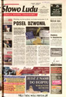 Słowo Ludu 2003 R.LIV, nr 157 (Ostrowiec, Starachowice, Skarżysko, Końskie, Ponidzie, Jędrzejów, Włoszczowa, Sandomierz, Staszów, Opatów)