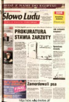 Słowo Ludu 2003 R.LIV, nr 158 (Ostrowiec, Starachowice, Skarżysko, Końskie, Ponidzie, Jędrzejów, Włoszczowa, Sandomierz, Staszów, Opatów)
