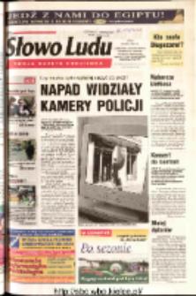 Słowo Ludu 2003 R.LIV, nr 163 (Ostrowiec, Starachowice, Skarżysko, Końskie, Ponidzie, Jędrzejów, Włoszczowa, Sandomierz, Staszów, Opatów)