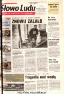 Słowo Ludu 2003 R.LIV, nr 174 (Ostrowiec, Starachowice, Skarżysko, Końskie, Ponidzie, Jędrzejów, Włoszczowa, Sandomierz, Staszów, Opatów)
