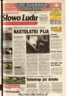 Słowo Ludu 2003 R.LIV, nr 189 (Ostrowiec, Starachowice, Skarżysko, Końskie, Ponidzie, Jędrzejów, Włoszczowa, Sandomierz, Staszów, Opatów)