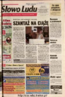 Słowo Ludu 2003 R.LIV, nr 208 (Ostrowiec, Starachowice, Skarżysko, Końskie, Ponidzie, Jędrzejów, Włoszczowa, Sandomierz, Staszów, Opatów)