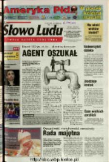 Słowo Ludu 2003 R.LIV, nr 237 (Ostrowiec, Starachowice, Skarżysko, Końskie, Ponidzie, Jędrzejów, Włoszczowa, Sandomierz, Staszów, Opatów)