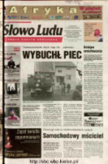 Słowo Ludu 2003 R.LIV, nr 250 (Ostrowiec, Starachowice, Skarżysko, Końskie, Ponidzie, Jędrzejów, Włoszczowa, Sandomierz, Staszów, Opatów)