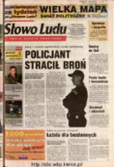 Słowo Ludu 2003 R.LIV, nr 260 (Ostrowiec, Starachowice, Skarżysko, Końskie, Ponidzie, Jędrzejów, Włoszczowa, Sandomierz, Staszów, Opatów)