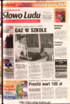 Słowo Ludu 2003 R.LIV, nr 289 (Ostrowiec, Starachowice, Skarżysko, Końskie, Ponidzie, Jędrzejów, Włoszczowa, Sandomierz, Staszów, Opatów)