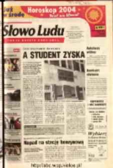 Słowo Ludu 2003 R.LIV, nr 299 (Ostrowiec, Starachowice, Skarżysko, Końskie, Ponidzie, Jędrzejów, Włoszczowa, Sandomierz, Staszów, Opatów)