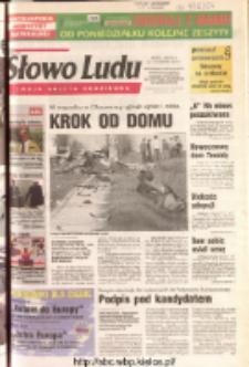 Słowo Ludu 2004 R.LV, nr 96 (Ostrowiec, Starachowice, Skarżysko, Końskie, Ponidzie, Jędrzejów, Włoszczowa, Sandomierz, Staszów, Opatów)