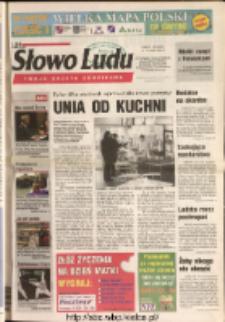 Słowo Ludu 2004 R.LV, nr 112 (Ostrowiec, Starachowice, Skarżysko, Końskie, Ponidzie, Jędrzejów, Włoszczowa, Sandomierz, Staszów, Opatów)