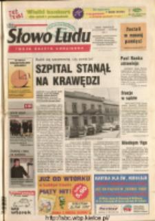 Słowo Ludu 2004 R.LV, nr 255 (Ostrowiec, Starachowice, Skarżysko, Końskie, Ponidzie, Jędrzejów, Włoszczowa, Sandomierz, Staszów, Opatów)