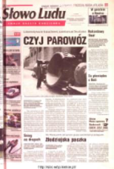 Słowo Ludu 2003 R.LIV, nr 11 (Ostrowiec, Starachowice, Skarżysko, Końskie)
