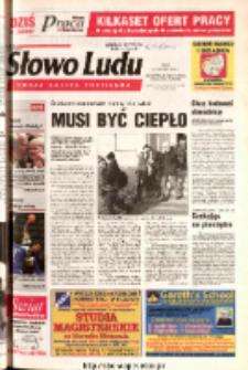 Słowo Ludu 2003 R.LIV, nr 18 (Ostrowiec, Starachowice, Skarżysko, Końskie)
