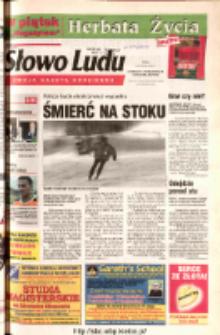 Słowo Ludu 2003 R.LIV, nr 30 (Ostrowiec, Starachowice, Skarżysko, Końskie)