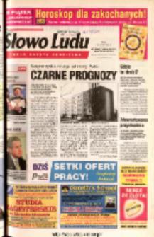 Słowo Ludu 2003 R.LIV, nr 36 (Ostrowiec, Starachowice, Skarżysko, Końskie)