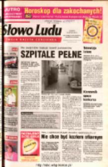 Słowo Ludu 2003 R.LIV, nr 37 (Ostrowiec, Starachowice, Skarżysko, Końskie)